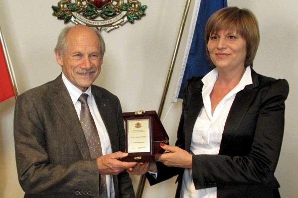 Меморандум за разбирателство и сътрудничество в областта на спорта между Иран и България