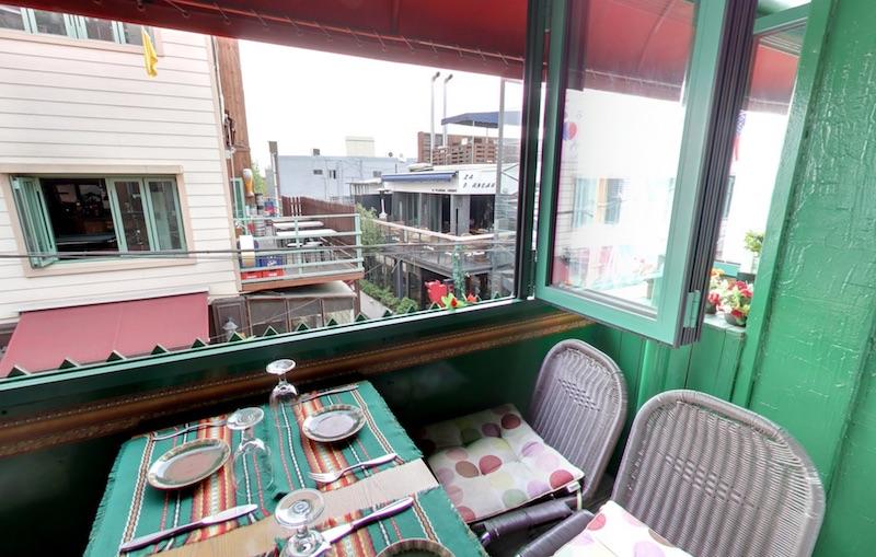 Снимка: ресторант Zelen